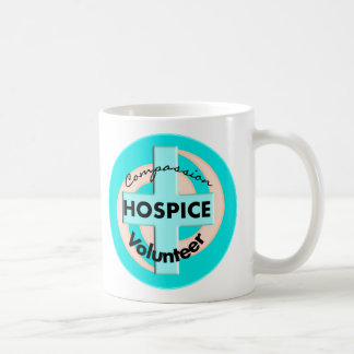 Hospice Volunteer Gifts Discount Priced Mug