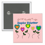 Hospice Volunteer Shirts and Gifts Pin