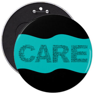 Hospice Workers Embody a Spirit of Caring Button