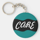 Hospice Workers Embody a Spirit of Caring Key Chain