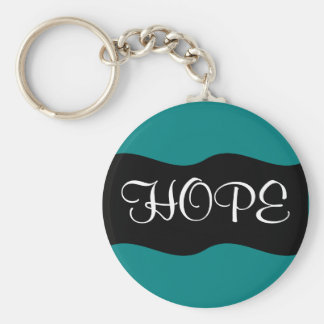 Hospice Workers Embody a Spirit of Hope Keychain
