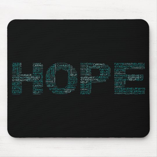 Hospice Workers Embody a Spirit of Hope Mouse Pad