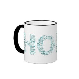 Hospice Workers Embody a Spirit of Hope Ringer Coffee Mug