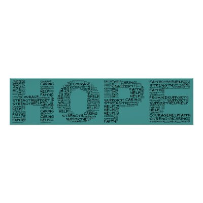 Hospice Workers Embody a Spirit of Hope Print