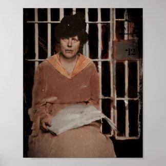 Hospicio de Occoquan (prisión) y mujeres Póster