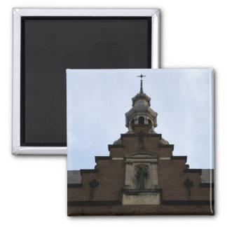 Hospital anterior de St Anthony, Utrecht Imán Cuadrado