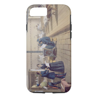 Hospital at Scutari, detail of Florence Nightingal iPhone 7 Case