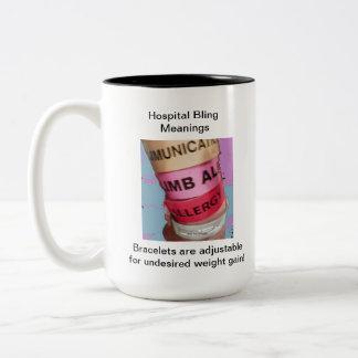 Hospital Bling Meaning Mug