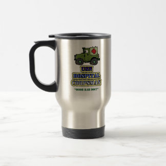 Hospital Corpsman Travel Mug