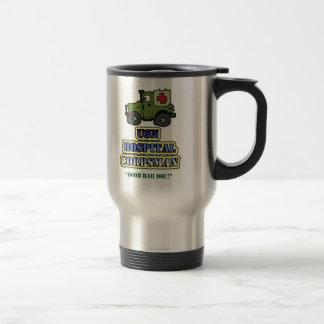 Hospital Corpsman Travel Mug