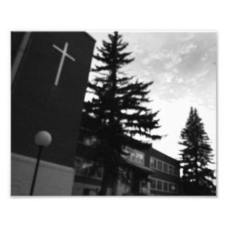 Hospital frecuentado de Radville Fotografías