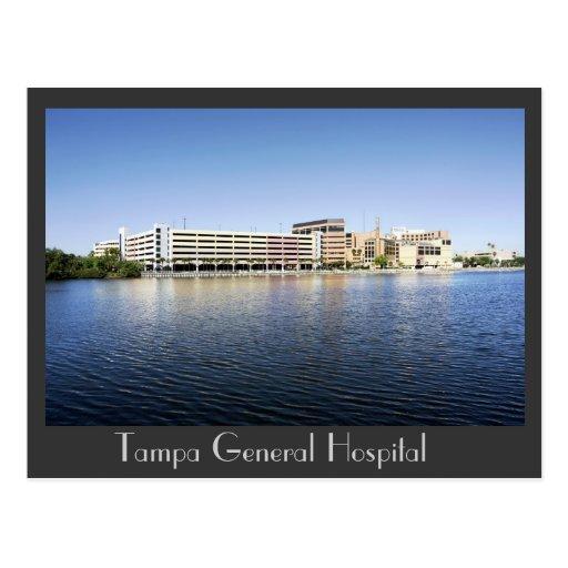 Hospital General de Tampa Postal