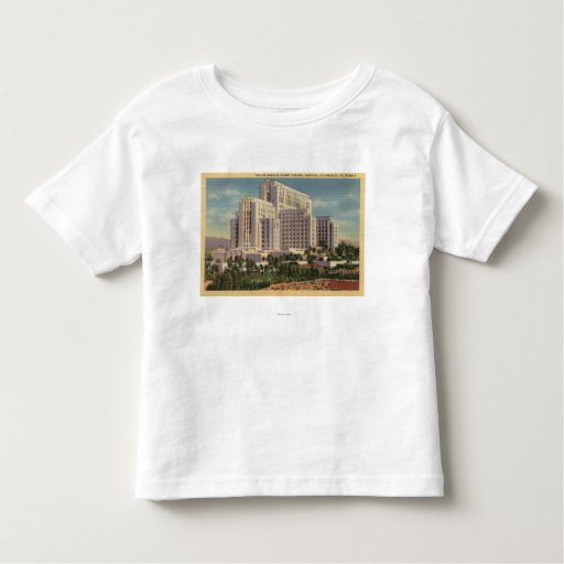 Hospital General del condado del LA Camisas