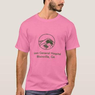 hospital logo, Union General HospitalBlairsvill... T-Shirt