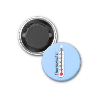Hospital paciente de la temperatura del control de imán para frigorifico