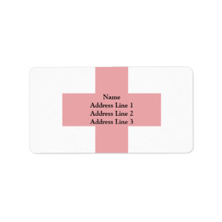 Hospital Ship Of The Regia Marina, Italy flag Personalized Address Labels