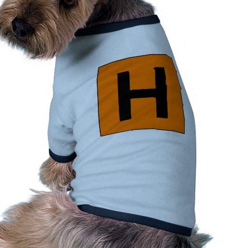 Hospital Sign Road Symbol Medical Doctor T-Shirt
