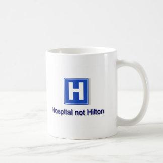 Hospital Taza Básica Blanca