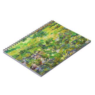 Hospital Vincent van Gogh de San Pablo del jardín  Cuaderno