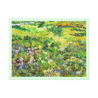 Hospital Vincent van Gogh de San Pablo del jardín  Lienzo Envuelto Para Galerías