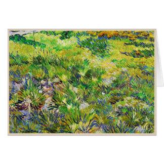 Hospital Vincent van Gogh de San Pablo del jardín Tarjeta Pequeña
