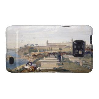 Hospital y cementerio, Scutari, placa 'del SE Samsung Galaxy SII Funda