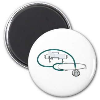 HospitalCare030609 copy 2 Inch Round Magnet