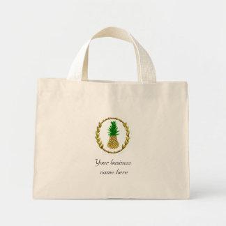 hospitality canvas bags