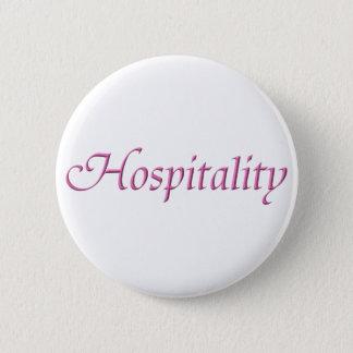 Hospitality Pinback Button