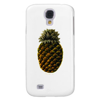 Hospitality Pineapple 4 yellow The MUSEUM Zazzle Galaxy S4 Cover