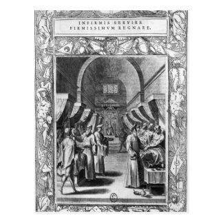 Hospitallers of the Order of St. John Postcard