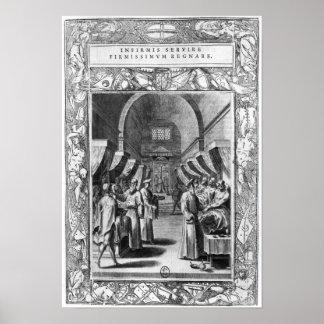 Hospitallers of the Order of St. John Poster