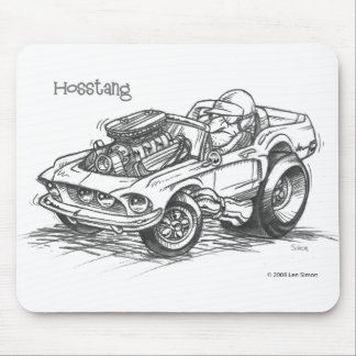 Hosstang Mouse Pad