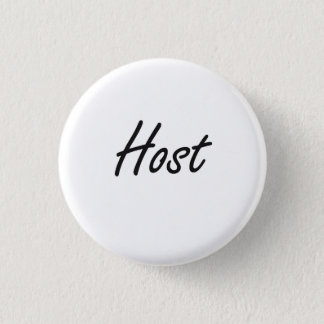 Host Artistic Job Design Button