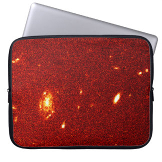 Host Galaxy of Gamma Ray Burst Laptop Sleeve