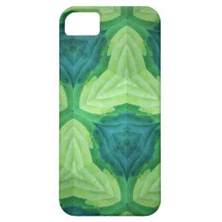 Hosta Print iPhone case
