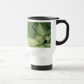 Hosta Still Life Travel Mug