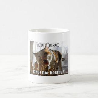 Hostage Queen Coffee Mug