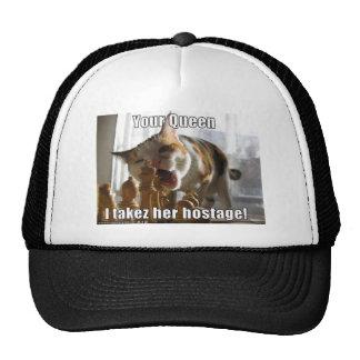 Hostage Queen Trucker Hat
