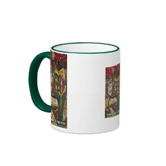 hostage situation coffee mug