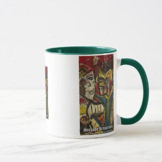 hostage situation mug