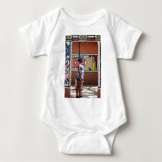 Hostess At Lesedi Baby Bodysuit