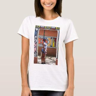 Hostess At Lesedi T-Shirt
