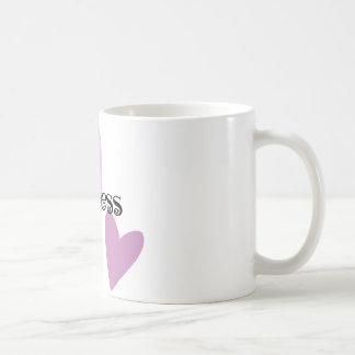 Hostess Classic White Coffee Mug