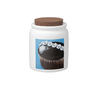 Hostess cupcake candy dishes