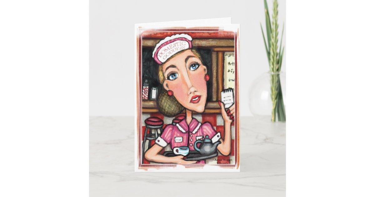Hostess Thank You Card | Zazzle.com
