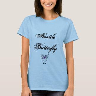 Hostile Butterfly T-Shirt
