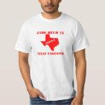 Hostile Texas - Jade Helm 15 Texas Takeover Tshirts