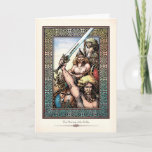 """Hosting of the Sidhe"" Greeting Card"