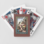 Hosting of the Sidhe Playing Cards